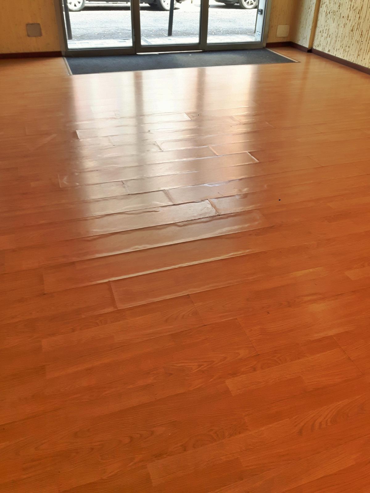 Servizio di lucidatura parquet in appartamenti