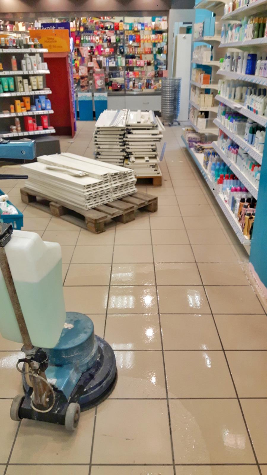Impresa pulizia - pulizie industriali