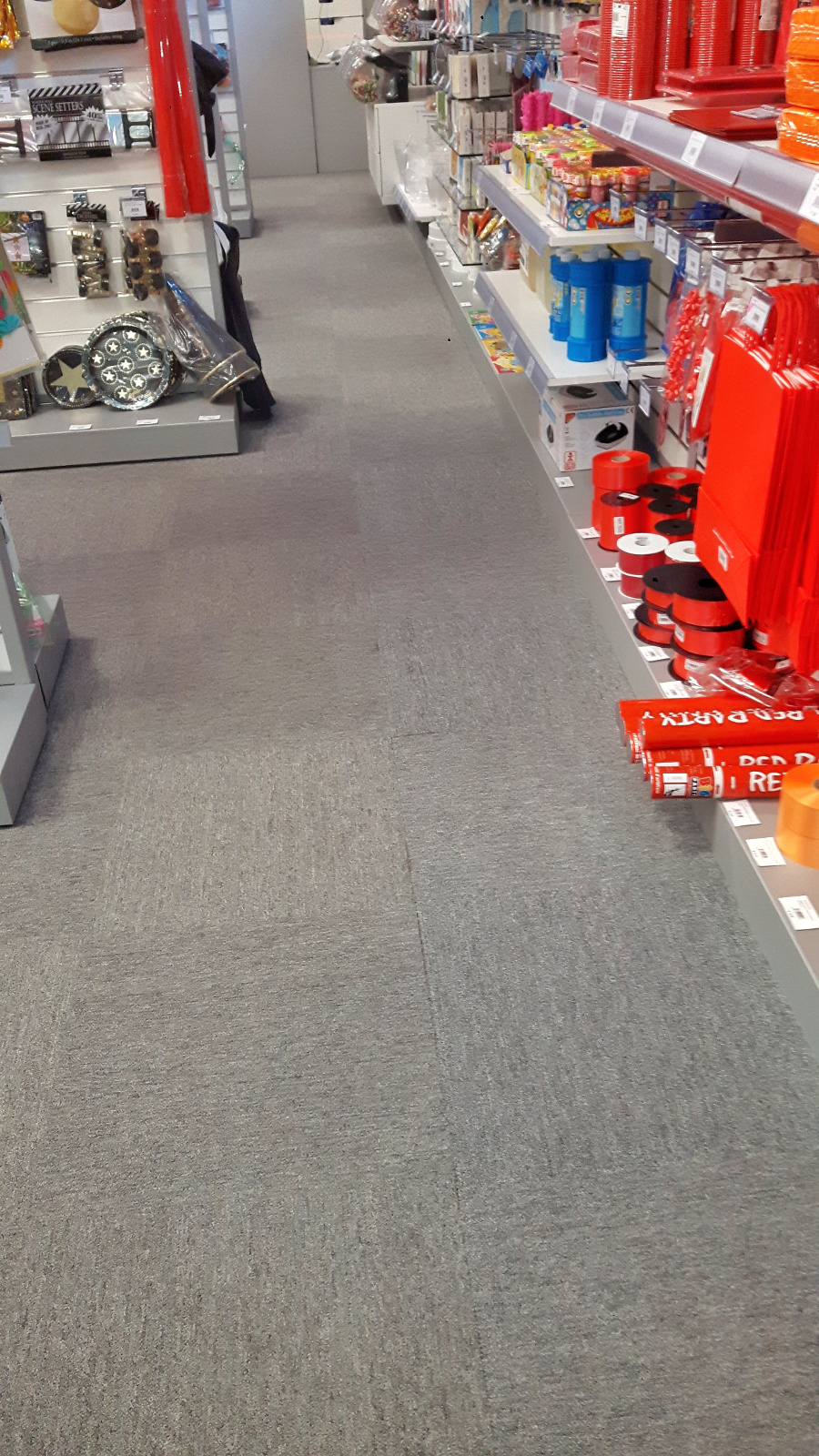 Impresa pulizie - pulizia negozi