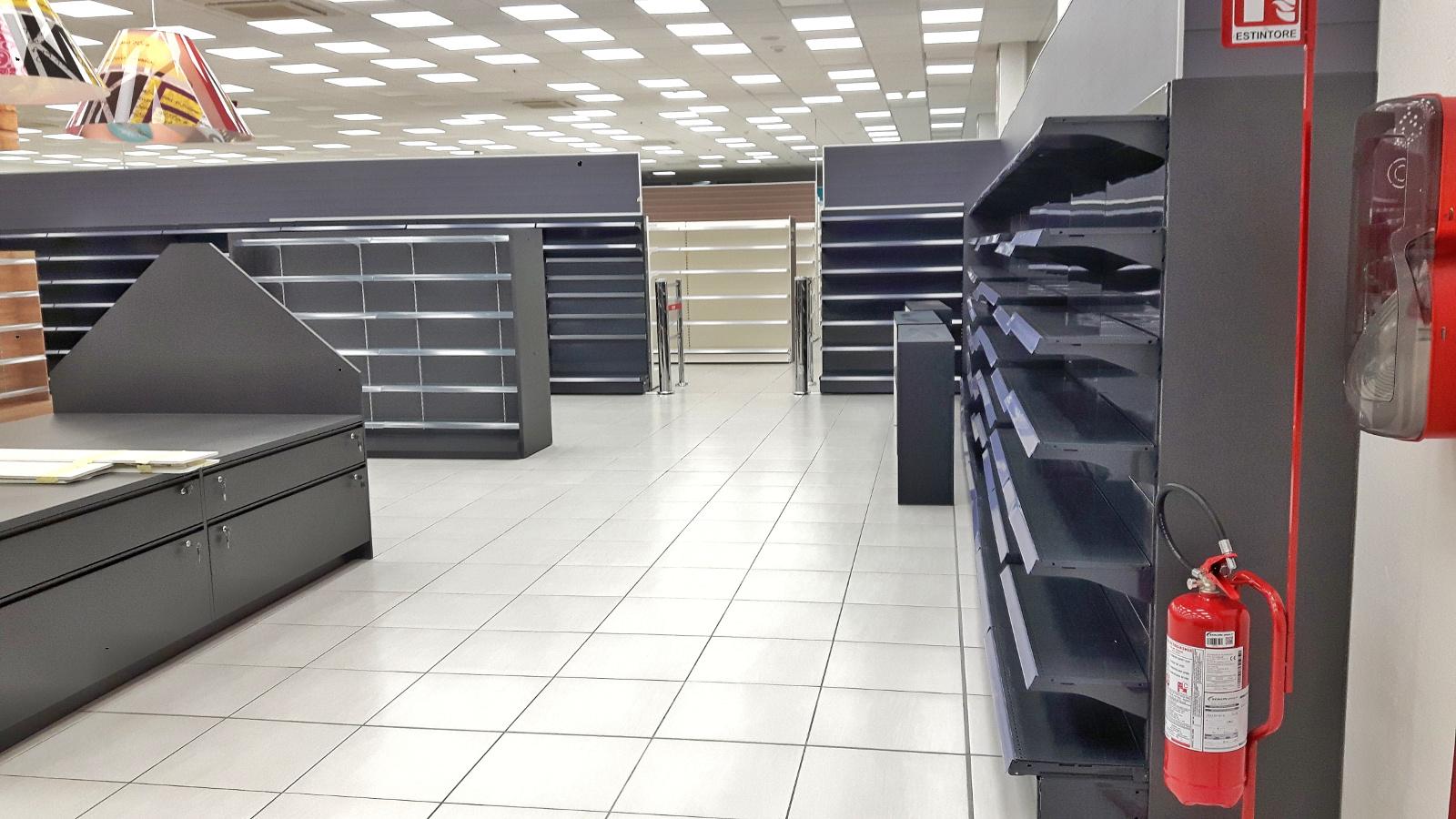 Pulizia supermercati