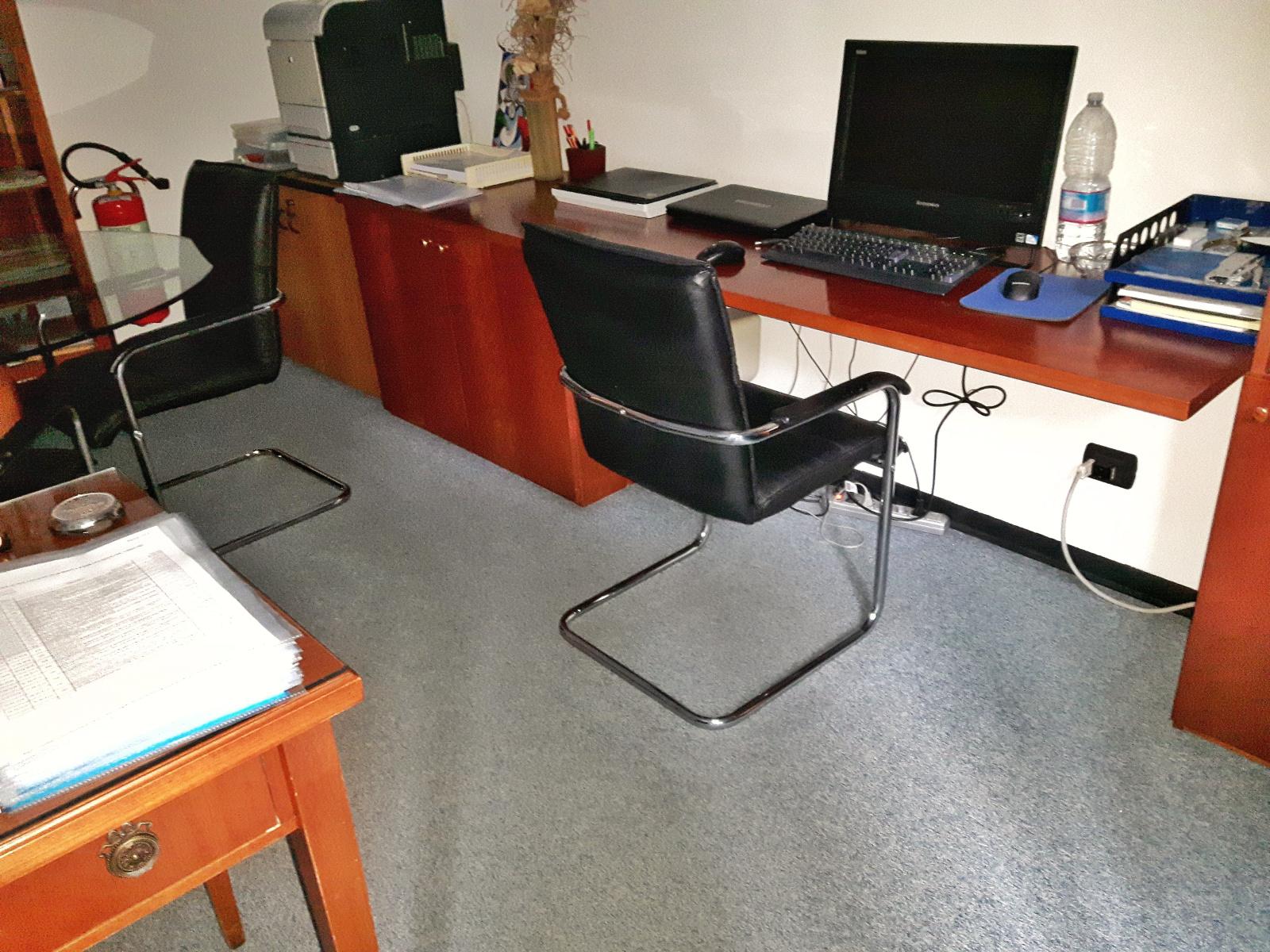 Pulizia ed igienizzazione uffici